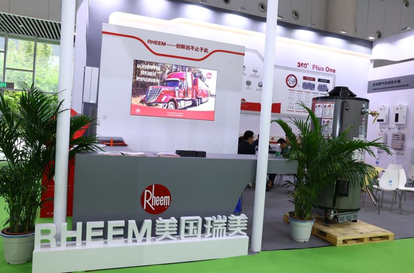 瑞美亮相第21届中国(成都)建筑及装饰材料博览会暨暖通空调展